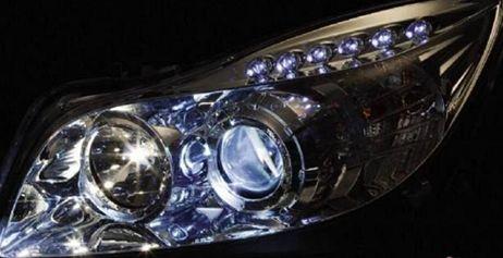 光源技术发展趋势下,氙气灯逐渐被LED灯替代可调电阻
